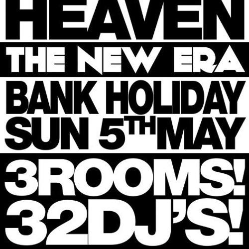 DJ EJ - Bassline Heaven (05-05-13) New Bass Era PART 2