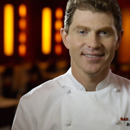 Web Extra: Bobby Flay Grills With POTUS