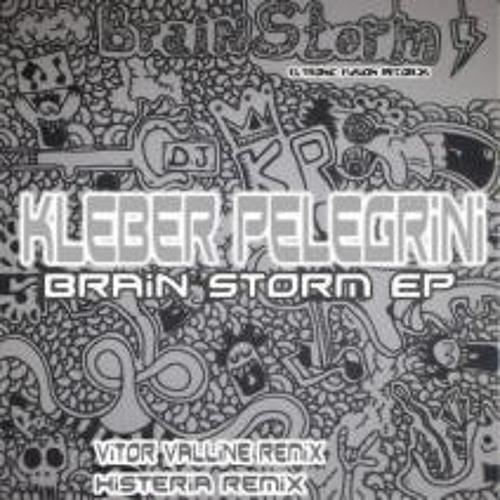 Kleber Pelegrini - BrainStorm (Vitor VallineRemix) OUT NOW BEATPORT