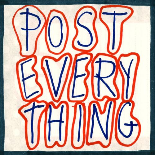 Post Everything: 3D Printing (April 22, 2013)