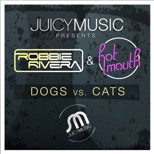 OUT NOW Robbie Rivera & Hot Mouth - Dogs vs. Cats (Original Mix)