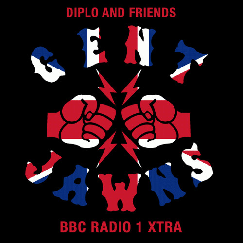 Live on Diplo & Friends 8/30/13