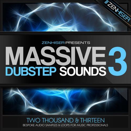 Massive Dubstep Sounds 3 - 100 Killer NI Massive Presets From Zenhiser
