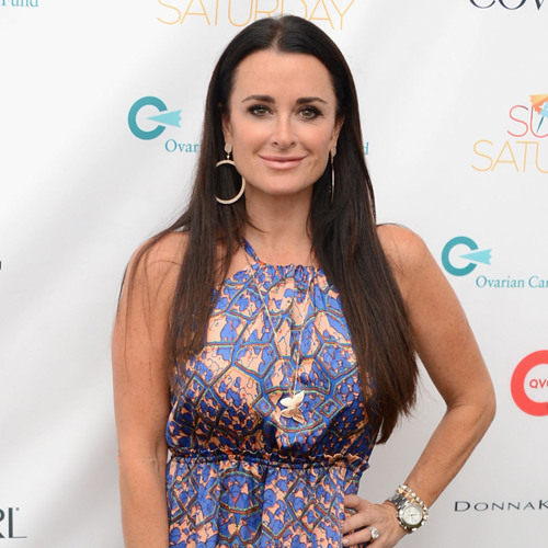 Kyle Richards Not Excited About 'Real Housewives of Beverly Hills' Change