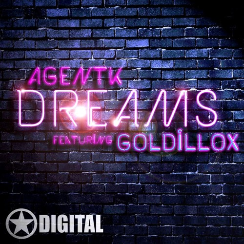 """Dreams"" Agent K Feat. Goldillox... Out now on Beatport.com!!!"