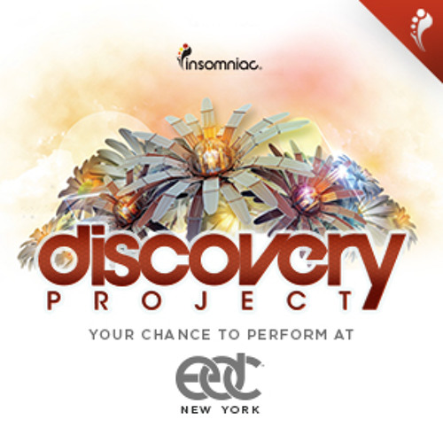 Discovery Project: EDC New York [Ink Eyes - Electric Pandas (Original Mix)]
