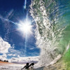 Beach in hawaii deejay m@ta r3m¡x reggae vibration