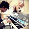 Ari lasso - cinta terakhir (cover) versi Keyboard