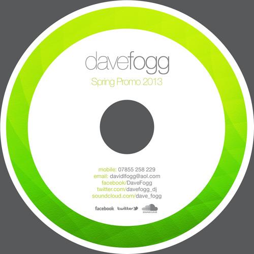 Dave Fogg: Spring Promo 2013