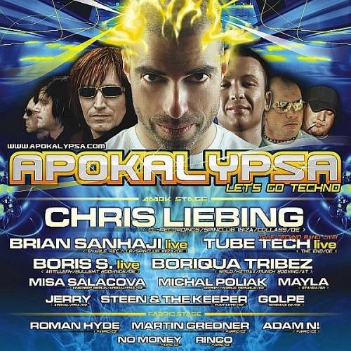 Golpe @ Apokalypsa 27 -  23.11.2007