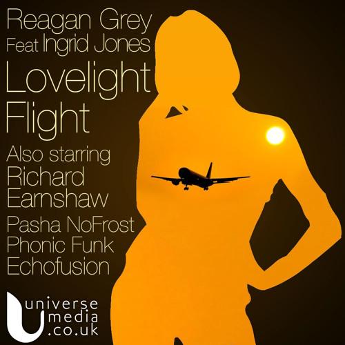 Reagan Grey Ft Ingrid Jones - Lovelight Flight - Echofusions Deep Mix (Universe Media)