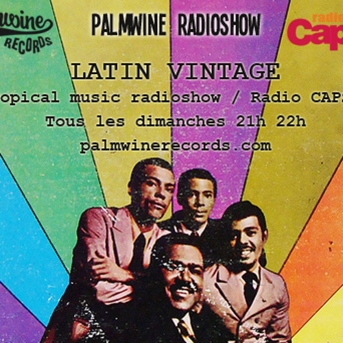 Palmwine Radio Show for Capsao by James Stewart-Merengue Babalou