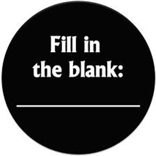 Fill In The Blank - John Derringer - 04/23/13