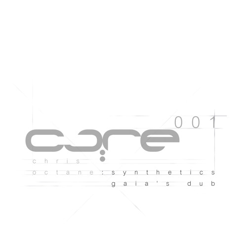 CORE001A - Chris Octane - Synthetics [CO Recordings] - Out Now