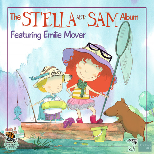 Trip to the Moon/Emilie Mover/Juno Award Winning/Stella and Sam Children's Album