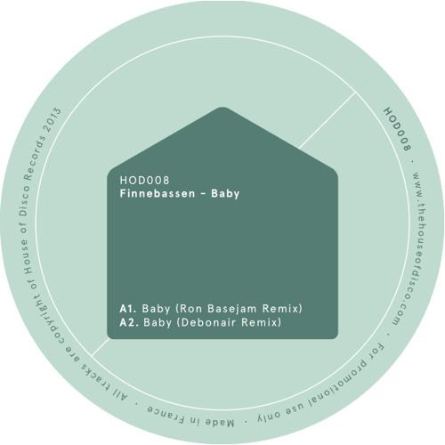 Finnebassen - Baby (Debonair Remix)