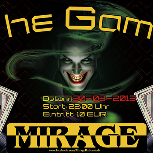 Minupren & Stormtrooper @ The Game - Mirage Ballenstedt 2013-03-30