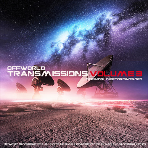 Scenic & Advisory - Skin deep (Offworld Transmissions Vol 3) (May 6th 2013)