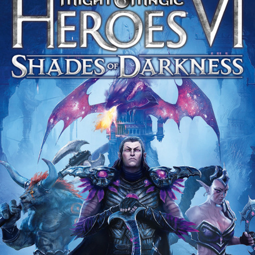 Might & Magic Heroes 6 - Adventure Terrain ElvenForest