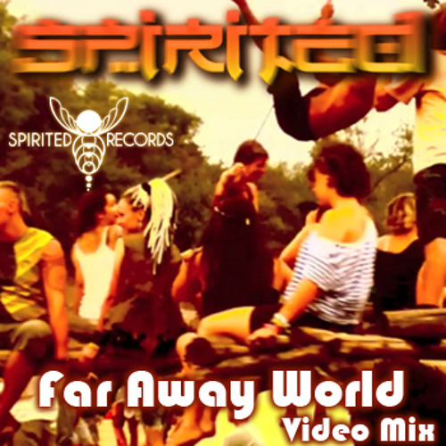 Spirited - Far Away World (Original Mix Preview) Cosmic Ancestors