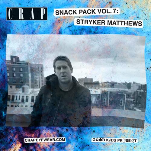 CRAP Eyewear Snack Pack Volume 7: Stryker Matthews