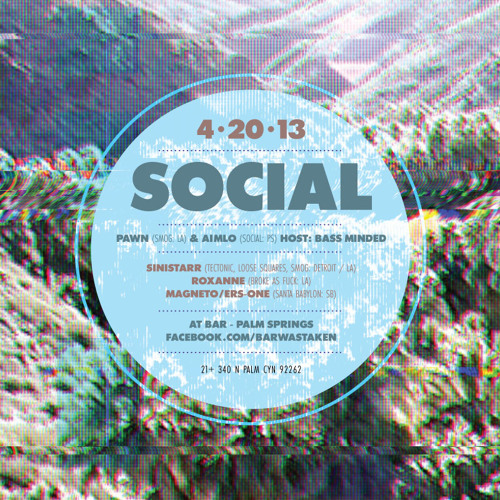 Selections for SOCIAL 4-20-2013