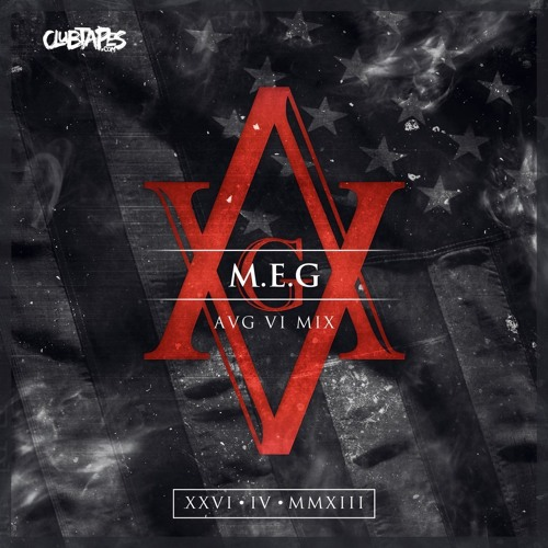 DJ M.E.G. : SPECIAL for #AVG x SAINT-P 26.04.13 / MOSCOW 27.04.13