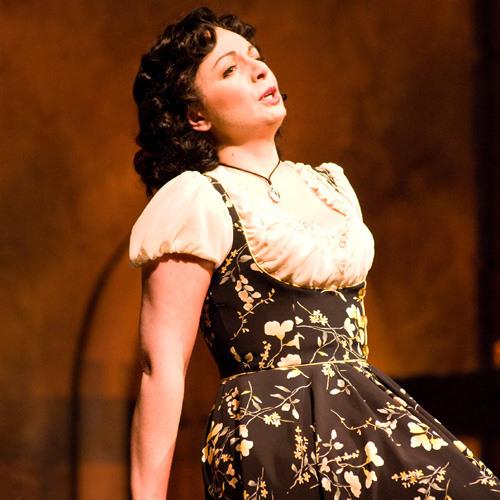 """Seattle Opera """"Pagliacci"""" NUCCIA FOCILE as Nedda"""