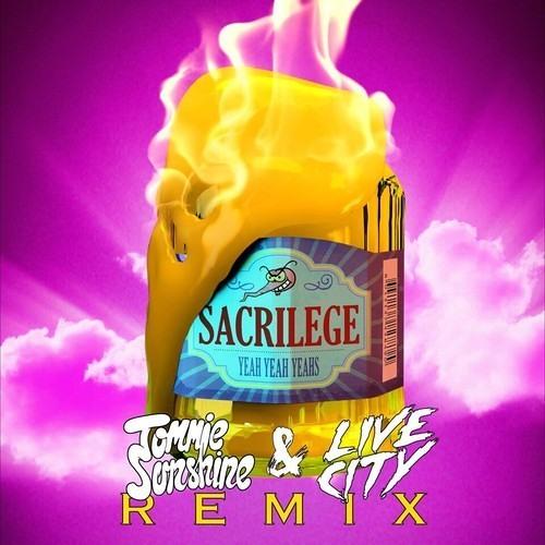 Yeah Yeah Yeahs - Sacrilege (Tommie Sunshine & Live City Remix) [Interscope Records]