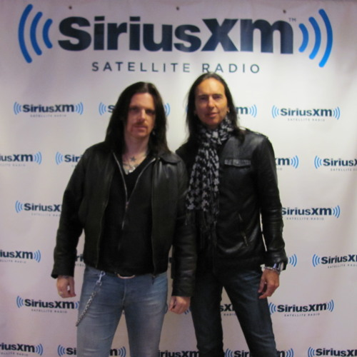 BLACK STAR RIDERS interview with Eddie Trunk - Part 2