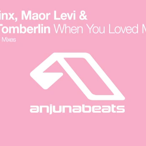 Boom Jinx & Maor Levi feat Ashley Tomberlin - When You Loved Me [Anjunabeats] OUT NOW