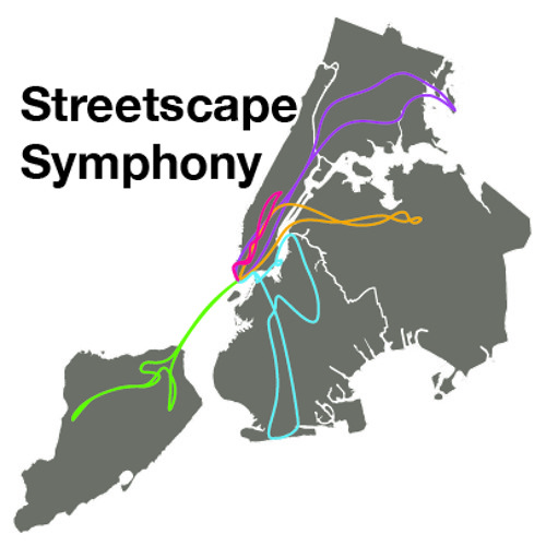 Streetscape Symphony: May 1-4 @ Garis & Hahn 263 Bowery