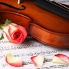 Music Violin _ Piano
