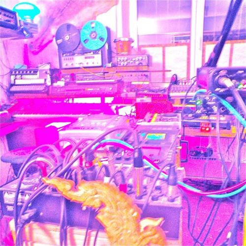 SpaceLab Astronauts / Rising the Electric Kodo-Kami (Technokonkret)