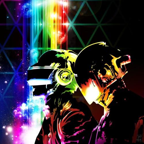 Michael Jackson - Get Lucky (Daft Punk remix)