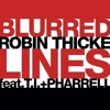 Blurred Lines (Tonys Justin Sane Bootleg Radio Edit)