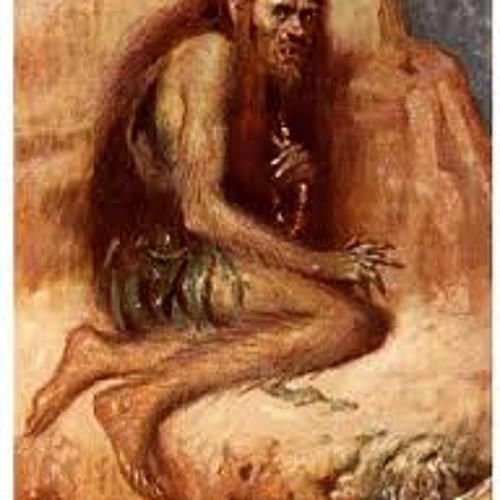 Caliban's speech