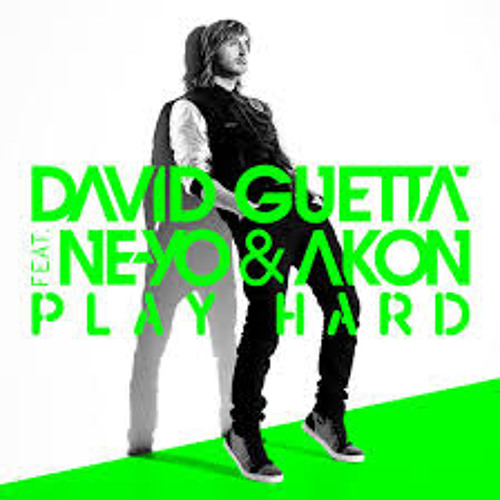 Work hard Play harder.David guetta Feat Akon & Ne-Yo(Melkinable™ Music)