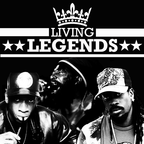 New Vision Sound - Living Legends Of Dancehall Vol.1 Hosted By Bounty Killa