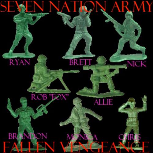 Seven Nation Army - FallenVengeance1 Cover (Swagfucker feat. Billex, Skrillard and Awsomoplaya Rmx)