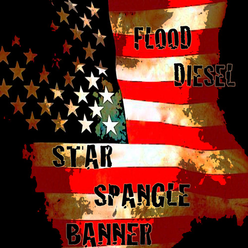 Star Spangle Banner (feat. Flood) produced by P.F. Cuttin
