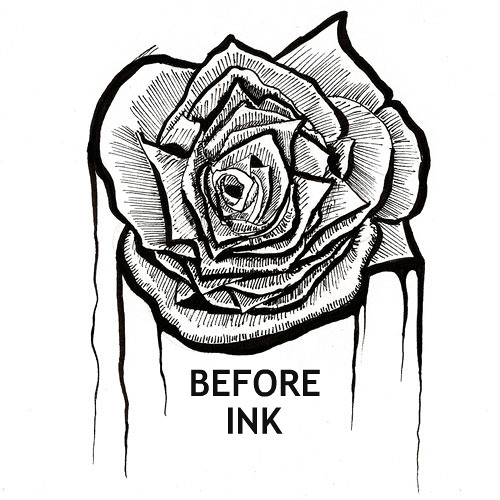 Before Ink