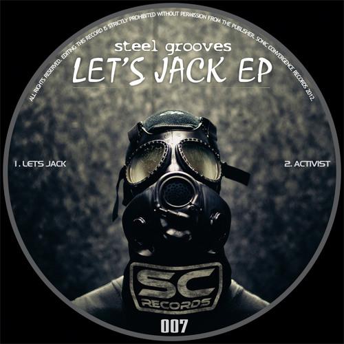 Steel Grooves - Let's Jack EP - SC07