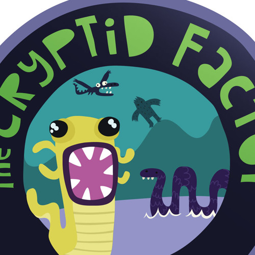 S2 CRYPTID FACTOR PODCAST - 24th April