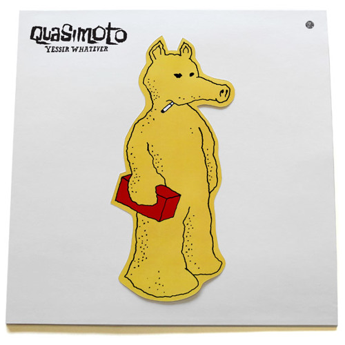 Quasimoto - Planned Attack