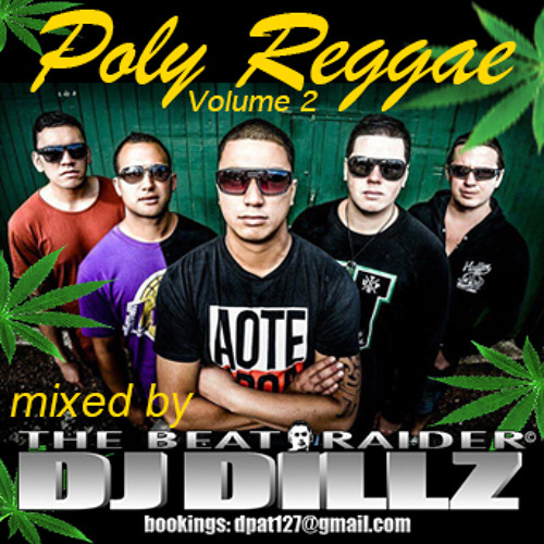 POLY REGGAE mixtape2