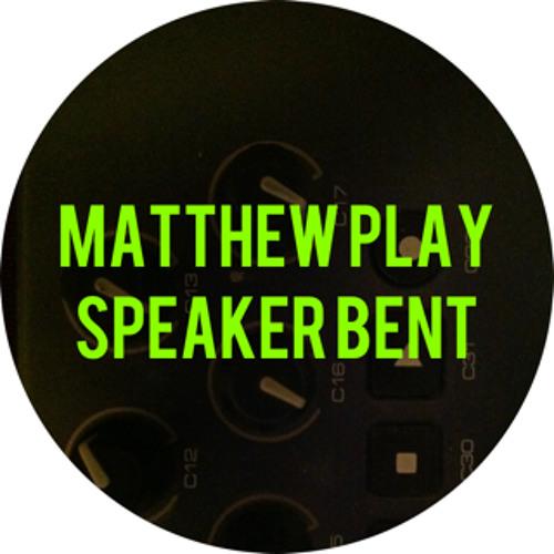 Speaker Bent (UNRELEASED)