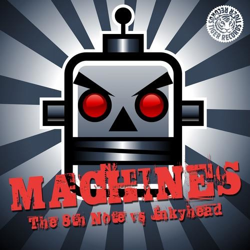 Jnkyhead ft. The 8th Note - Machines
