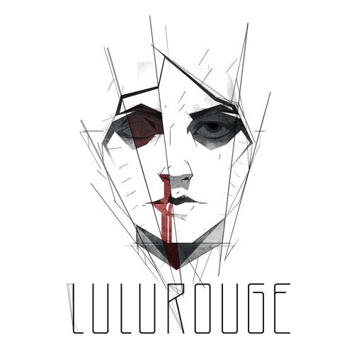 Lulu Rouge - Grey Heron Man