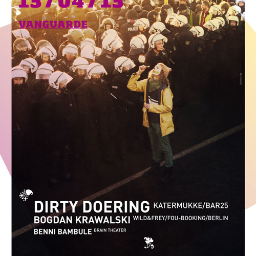"Dirty Doering @ ""Berlin Meets ..."" - Brain Theater"
